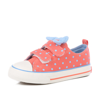 Children S Low Canvas Shoes Girls 2017 Spring New Shoes Shoes Shoes Tide