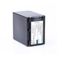 1 NP FV100 NPFV100 FV100 Decoded Extended Battery 4500mAh For SONY HDR CX190 HDR CX200 HDR