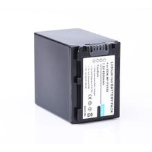 Mah para Sony 1 * Fv100 Np-fv100 Npfv100 Decoded Bateria Estendida 4500 Hdr-cx190 Hdr-cx200 Hdr-cx210 Frete Grátis