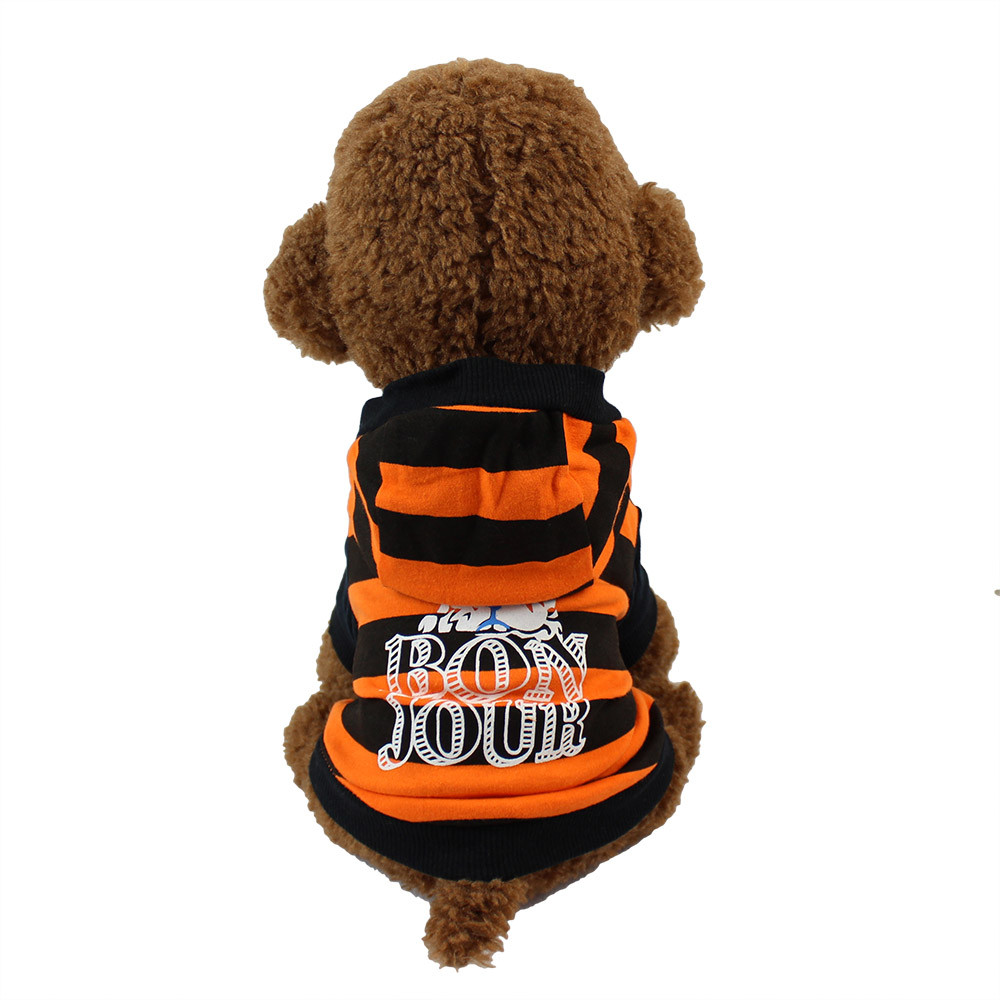 Small Dogs Costume Clothes For Little Dogs Overalls Cute Pet Dog Cat T-shirt With Hat Clothing Small Puppy Costume