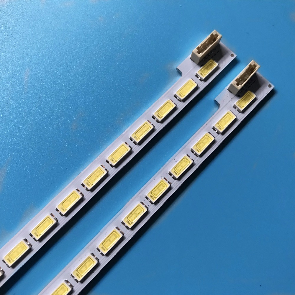 5pcs570mm Led Backlight Lamp Strip 64leds For 46el300c 46hl150c 46-left Lj64-03495a Lta460hn05 46 Inch Tv Lcd Monitor High Light Industrial Computer & Accessories