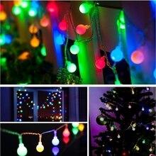 Светодиодный гирляндовый Сказочный светильник 10 20 светодиодный гирлянда с питанием от батареек АА, Рождественский, Свадебный, домашний, вечерние, внутренний декоративный светильник s