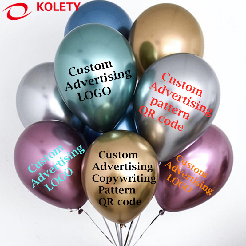 Photo Helium Pearl Balloons Birthdays Ballon 100 Printed Custom// Personalised