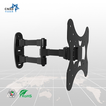 CNXD 2017  Free Delivery Swivel And Tilt Plasma Display screen LCD TV Wall Mount Bracket Appropriate TV Measurement 10 to 32 inch