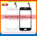"High Quality 4.3"" For Samsung Galaxy J1 J100F J00H J100 Touch Screen Digitizer Sensor Front Glass Lens Black White+Tracking"