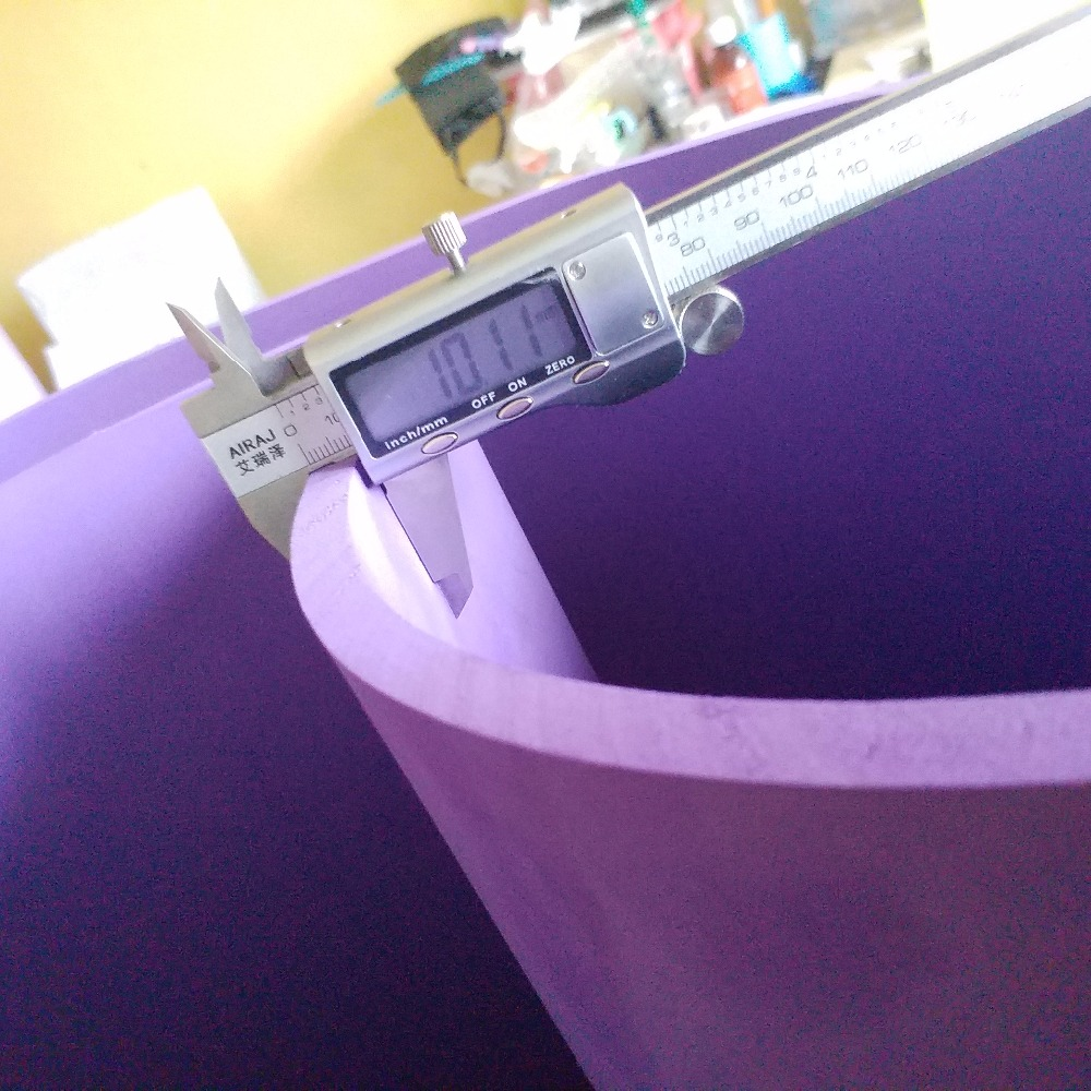 Purple Color 3mm 10mm Eva Foam Sheets Craft Sheets School