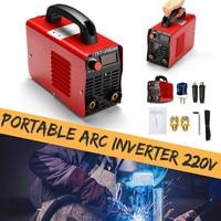 10 200A 4000W Handheld Mini MMA IGBT Inverter 220V Mini Electric ARC Welding Welder Machine Tool