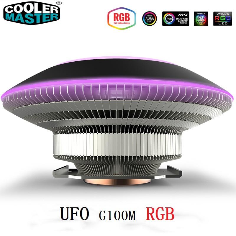Cooler Master G100M CPU saucer cooler for Intel 775 115X 2011 2066 AMD AM4 AM3 CPU