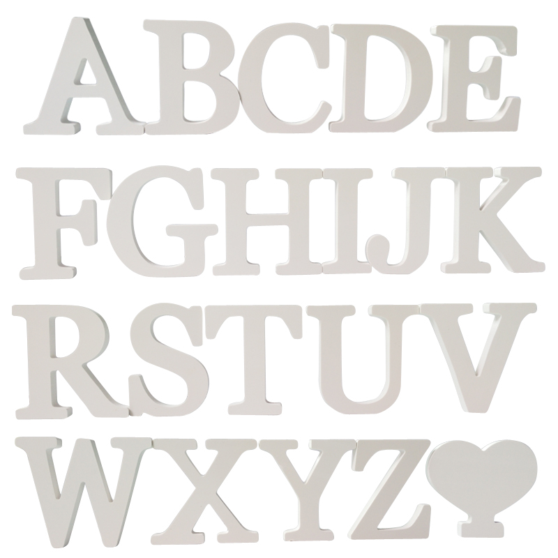 online shop new diy stickers letter 3d english wedding love letters decorative wooden letter alphabet wedding gift wall decoration aliexpress mobile