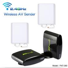 PAT-380 700M Digital RCA Audio Video Wireless AV Transmitter Receiver Sender Extended Big Antenna for Satellite Android Cable TV