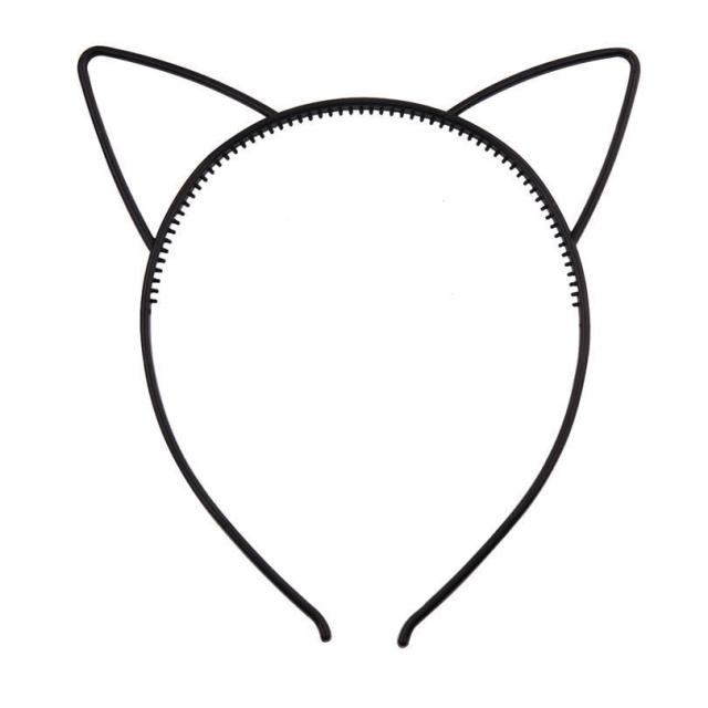 Cat Ears Themed Headband for Women