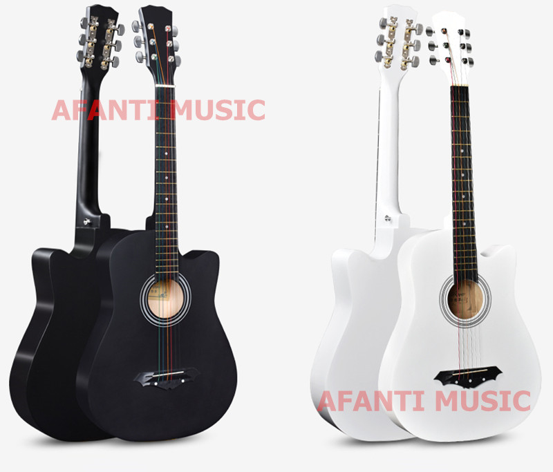 38 inch White color Acoustic guitar of Afanti Music (AAL-1491) lehiste bibliotheca phonetica some acoustic characteristics of dysarthric speech