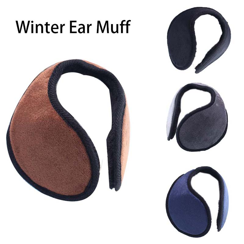 1PCS Earmuff Apparel Accessories Unisex Earmuff Winter Ear Muff Wrap Band Ear Warmer Earlap Gift 4colors