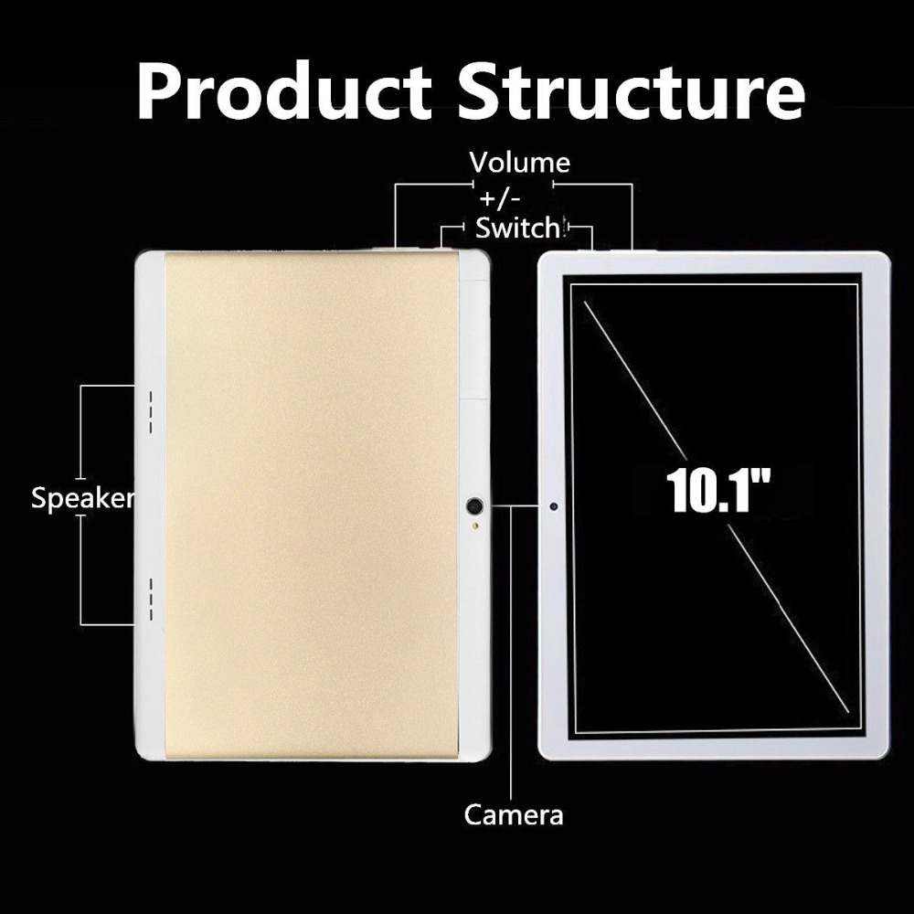 101 Tablet Pc 3g Network Call Hd 8001280 Ips 3500mah Battery Diagram Product