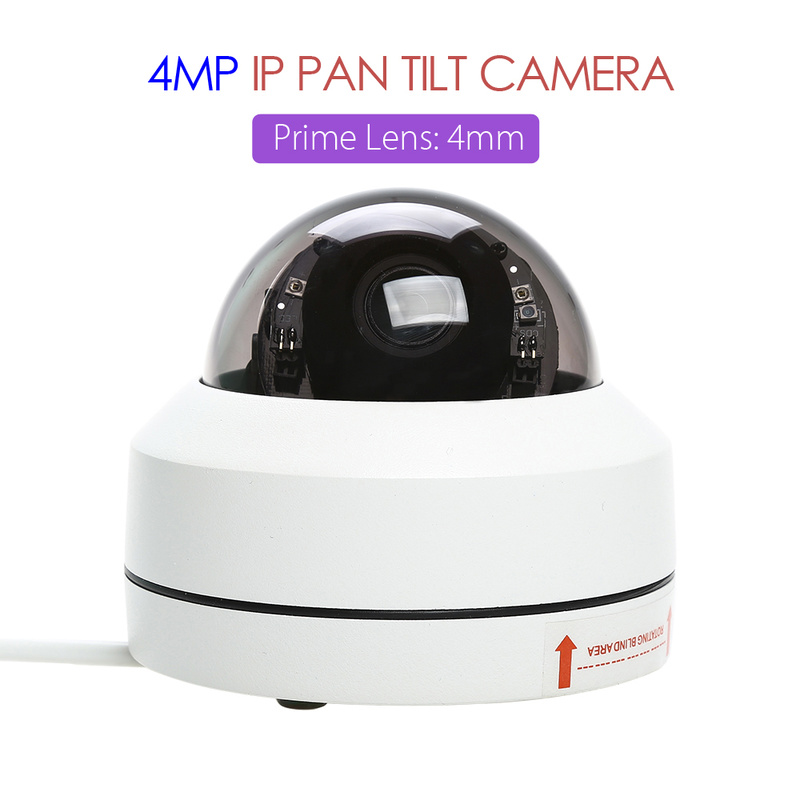 4mm CCTV lens Mini Dome IP Camera HD1080P Onvif Network Home Security IP Camera Waterproof Outdoor Surveillance Audio Camera