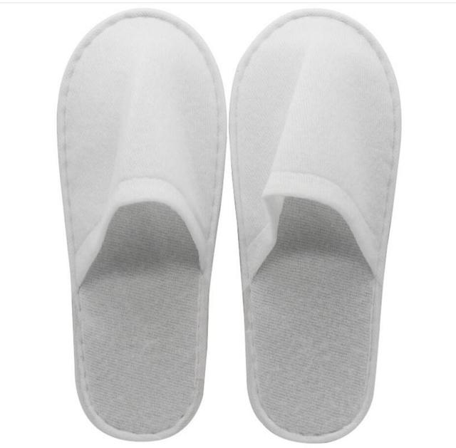 Hotel Disposable Slippers 5 pairs/Set