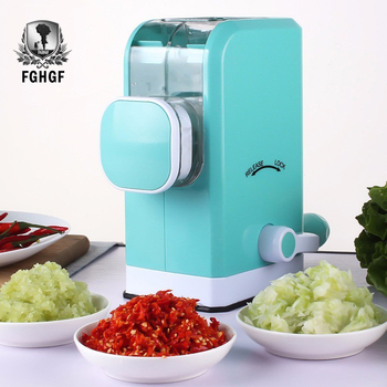 FGHGF High Quality Kitchen Multifunctional Manual Food Chopper Of The Meat To Prick The Hand Folded Grinder Of