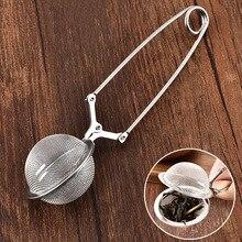 Stainless Steel Tea Infuser – Reusable Metal Tea Bag Filter – Loose Leaf Green Tea Strainer for Mug Teapot Teaware