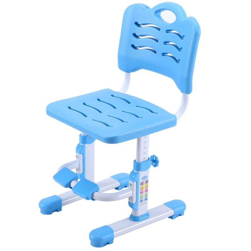 Multifunction Children Learning Chair Non-slipable With Footrest Student Writing Chair Lifted  Adjustable Stable Kids Seat Stool