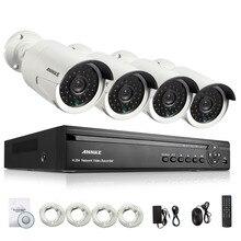 4CH HDMI NVR Network Video Record 960 P HD Домашней Безопасности POE Всепогодный Открытый Камеры Системы Домашнего Наблюдения