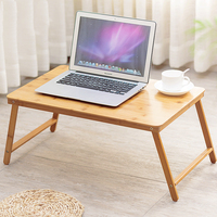 Nordic Fashion Style Folding Laptop Desk Bed Coffee Table Laptop Wooden Stand Student Study Table Computer Bench Desks Laptops