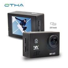 4k Action Camera Full HD 1080P 60FPS Camera Waterproof Camera 16mp Mini Camera HD Wifi Action Camcorder for Outdoor Sports