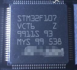 Free shipping new  STM32F107VCT6