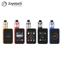 IN STOCK Joyetech Cuboid PRO With ProCore Aries Kit 4ml High Dpi 2.4 inch Touch Panel Screen 200W Box Mod uses 18650 Battery