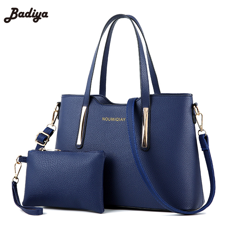 ФОТО Composite Bags Women Messenger Bags 2016 Fashion Leather Bag Women Luxury Handbags Set Bags Designer Female Bolsas Hot Sale