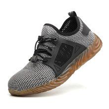 MoneRffi 2019 Indestructible Ryder Men Shoes Steel Toe Air S