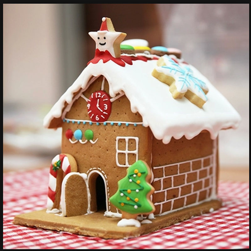 Cake Decorations New Home : christmas gingerbread houses Picture - More Detailed ...