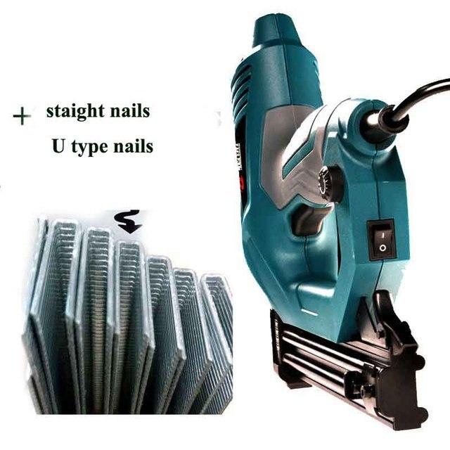 Nail Gun Nailer Tools Framing tacker Eletric Nails Gun Electric ...
