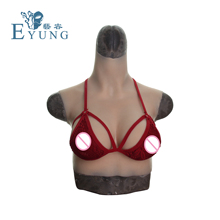 Eyung Silicone Breast Forms Realistic Fake Boobs Tits Enhancer Crossdresser Drag Queen Shemale Transgender Cross Dressing