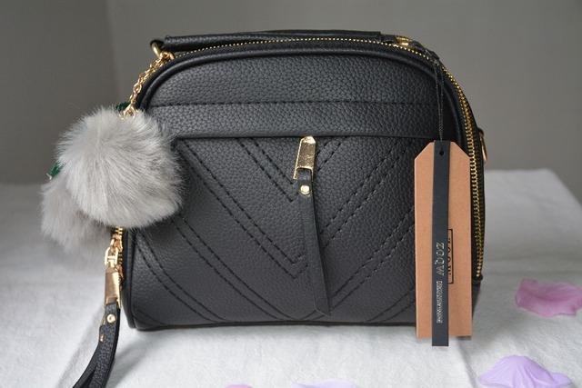 women messenger bags new spring/summer 2018 inclined shoulder bag women's leather handbags Bag ladies hand bags LX451