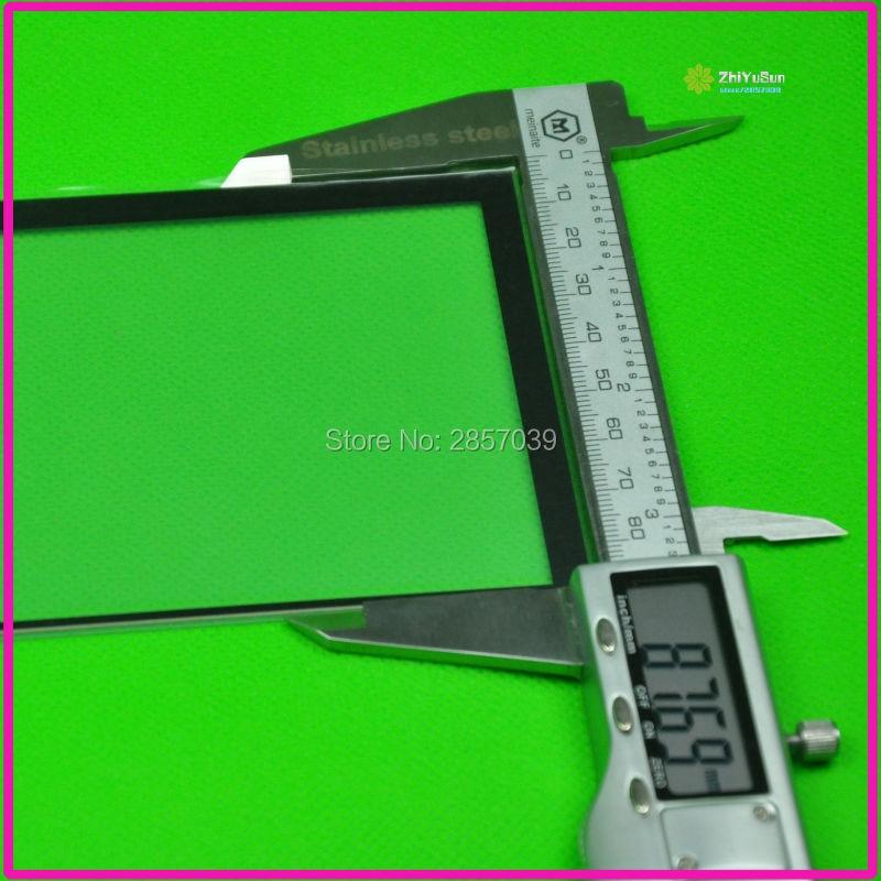 KT-TP-2073-L-R3 6.2inch 4 lins Touch Screen For GPS CAR 154mm*88mm touchsensor 154*88 touchglass digitizer