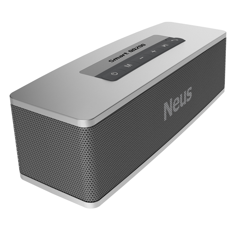 Neusound Neus 20W HiFi High power mini portable outdoor wireless Bluetooth speaker with deep bass effect t050 3w mini portable retractable stereo speaker w tf black golden 16gb max