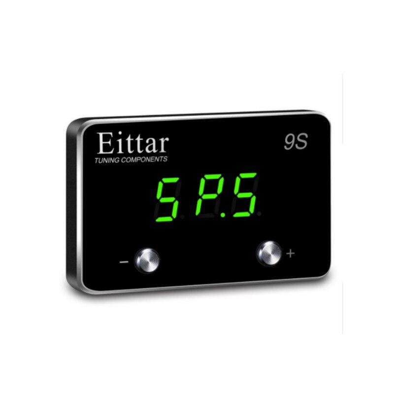 9-وضع السيارات الإلكترونية وحدة تحكم بدواسة الوقود دواسة مسرع قائد سيارة التصميم لنيسان مورانو Z50 Z51 2004.9 +