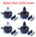 2403 CW CCW 2300kv Motor Sin Escobillas Mejor que 2204 para Mini 250mm 280 MM Quadcopter FPV250