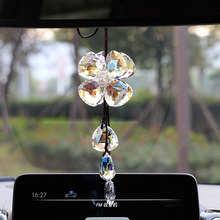 new crystal  Handmade car pendant decoration creative accessories Fashion romance gift Car Ornaments Decoration