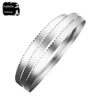 12 2240mm Band Saw Blades Cutting Bone and Meat 2240*19*0.55mm*4 Tpi Meat Band Saw Blades 2240*19mm Bone Saw Blades