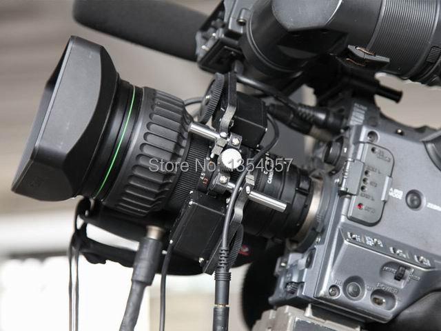 Pro lens denetleyicisi ile iris focus zoom FUJI CANON kamera lensleri - Kamera ve Fotoğraf - Fotoğraf 3