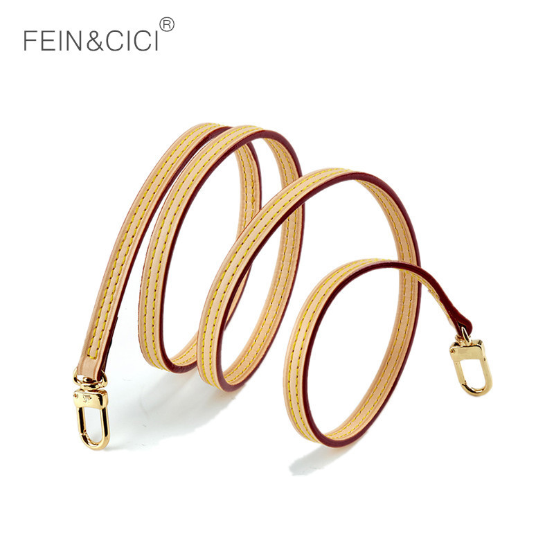 Bag Strap 100% Genuine Leather Handbag Straps Color Can Change Belts Really Oxidation Cow Leather Accessory Bags Parts 2018 New