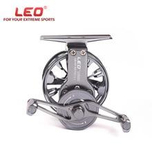 Fly Fishing Reels Aviation Aluminum Fishing Reel Wheels Left Hand Raft Fishing Reels Gear Ratio 3:1 2+1BB Fishing Sort out Pesca