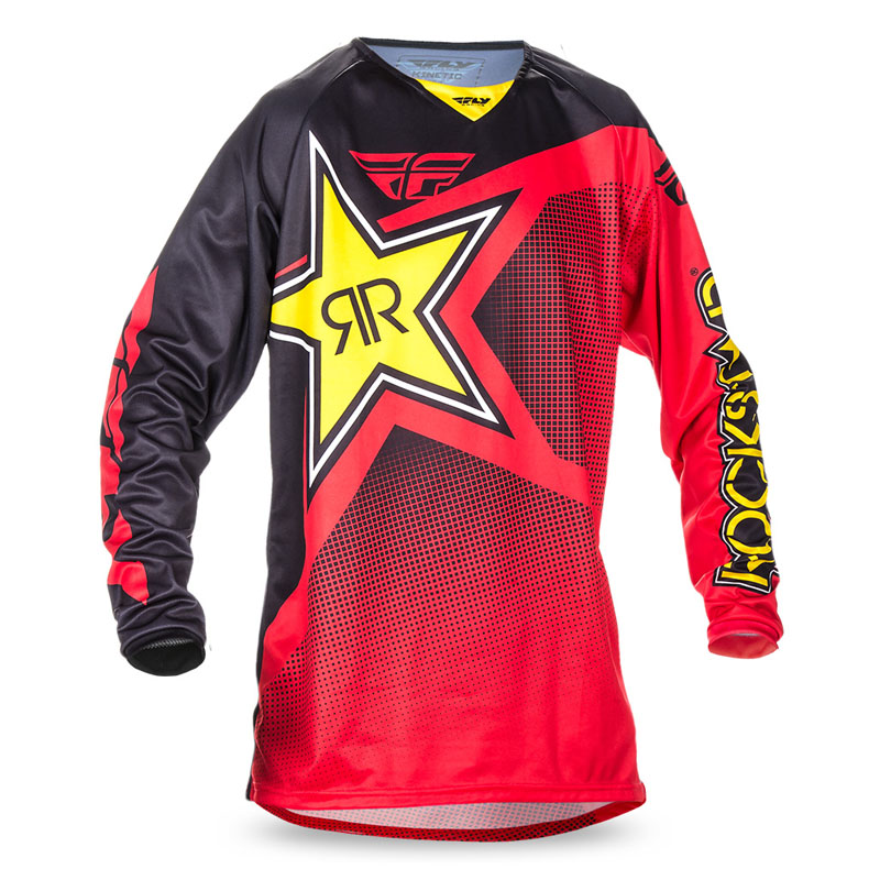 Maillot Ciclismo Men Rockstar Motocross Mx Mountain Bike