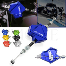 Motorcycle Accessories CNC Aluminum Stunt Clutch Lever G310GS Easy Pull Cable System For BMW G310 G 310 GS 2017-2018