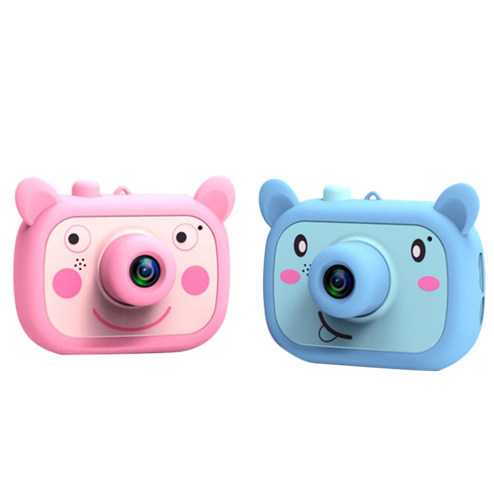 WIFI 800 W double lentille 1080 P HD enregistreur vidéo numérique caméra vidéo pour la photographie Portable mignon caméra pour enfants enfant jouet