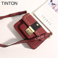 2018 New Korean Version Fashion Ladies Shoulder Diagonal Shoulder Bag Ladies Simple And Elegant Party Small