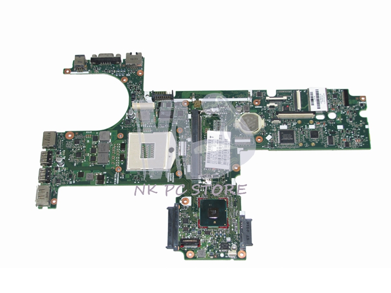 613294-001 Notebook PC Motherboard For HP probook 6450B 6550B Main Board System Board HM57 HD DDR3 free shipping 613295 001 for hp probook 6450b 6550b series laptop motherboard all functions 100% fully tested