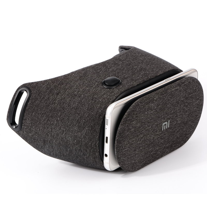 Original Xiaomi V2C VR Box PLAY2 Mi 3D Virtual Reality Glasses Play 2 Google Cardboard Millet VR Glasses For Android IOS Phones (12)
