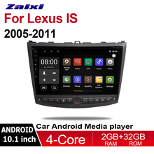 ZaiXi Android Car Multimedia GPS Audio Radio Stereo For Lexus IS IS200 IS220 2005~2011 Original Style Navigation NAVI BT WIFI HD все цены